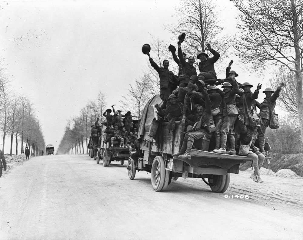 canada's military contributions to world war Canada's involvement in world war ii a powerpoint presentation  memories of world war i,  canadian military vehicles in world war ii.