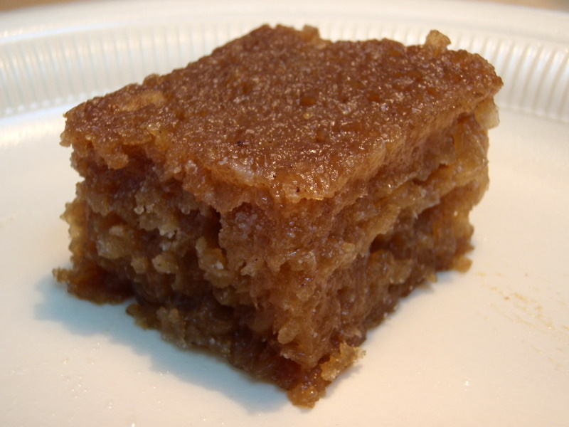 Cassava Cake Recipe Using Oven Toaster