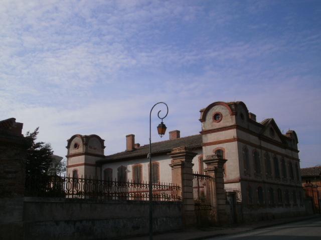 Château de Saint-Clar-de-Rivière