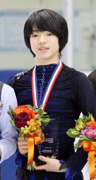 Cha Jun-hwan had scored twice above 160 points in free skating.
