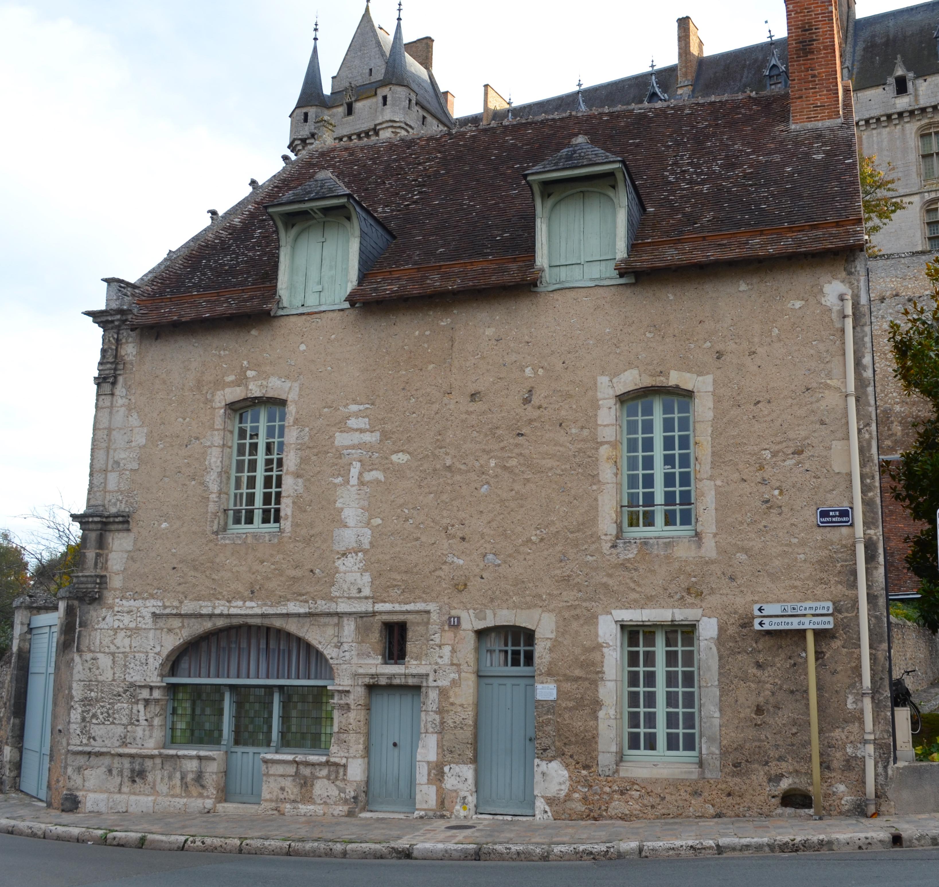 File Chateaudun Maison Des Architectes 1 Jpg