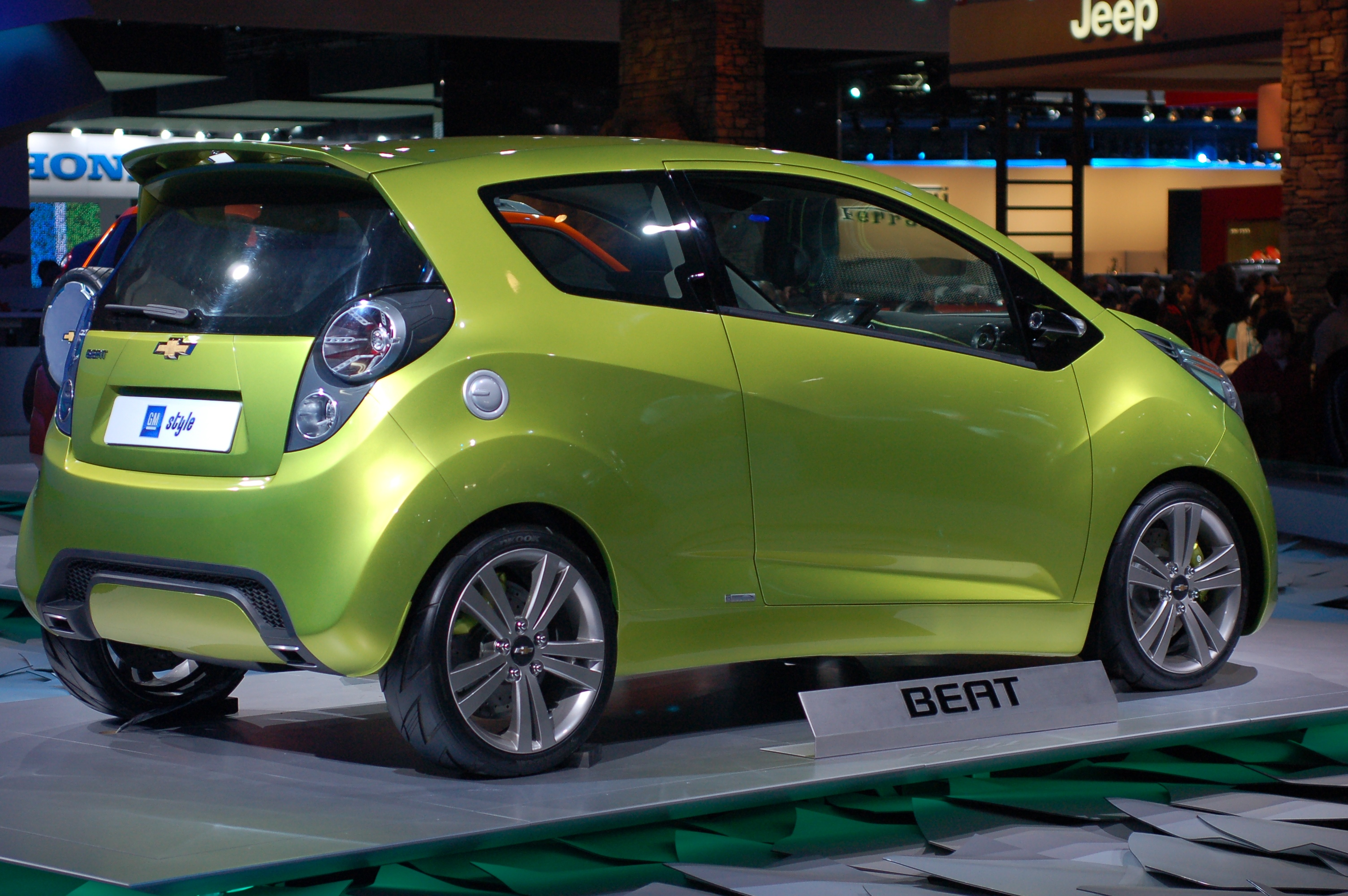 Chevrolet Beat Car Insurance