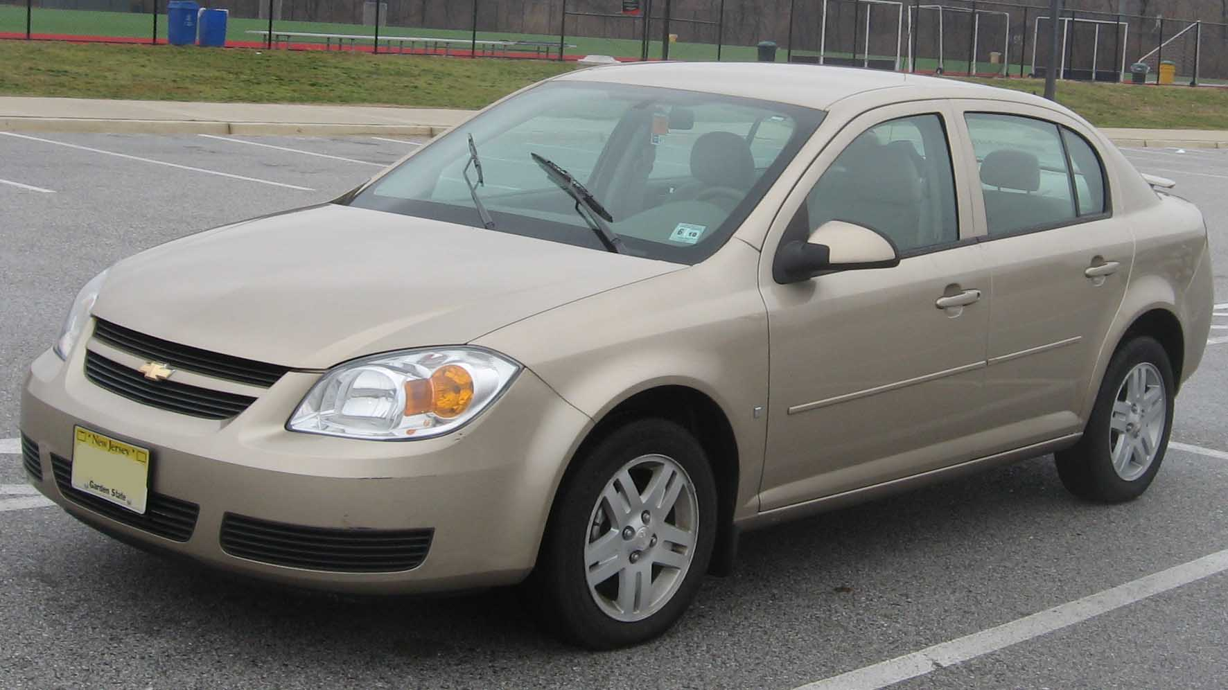 All Chevy 2005 chevy colbalt : File:Chevrolet Cobalt LT sedan.jpg - Wikimedia Commons