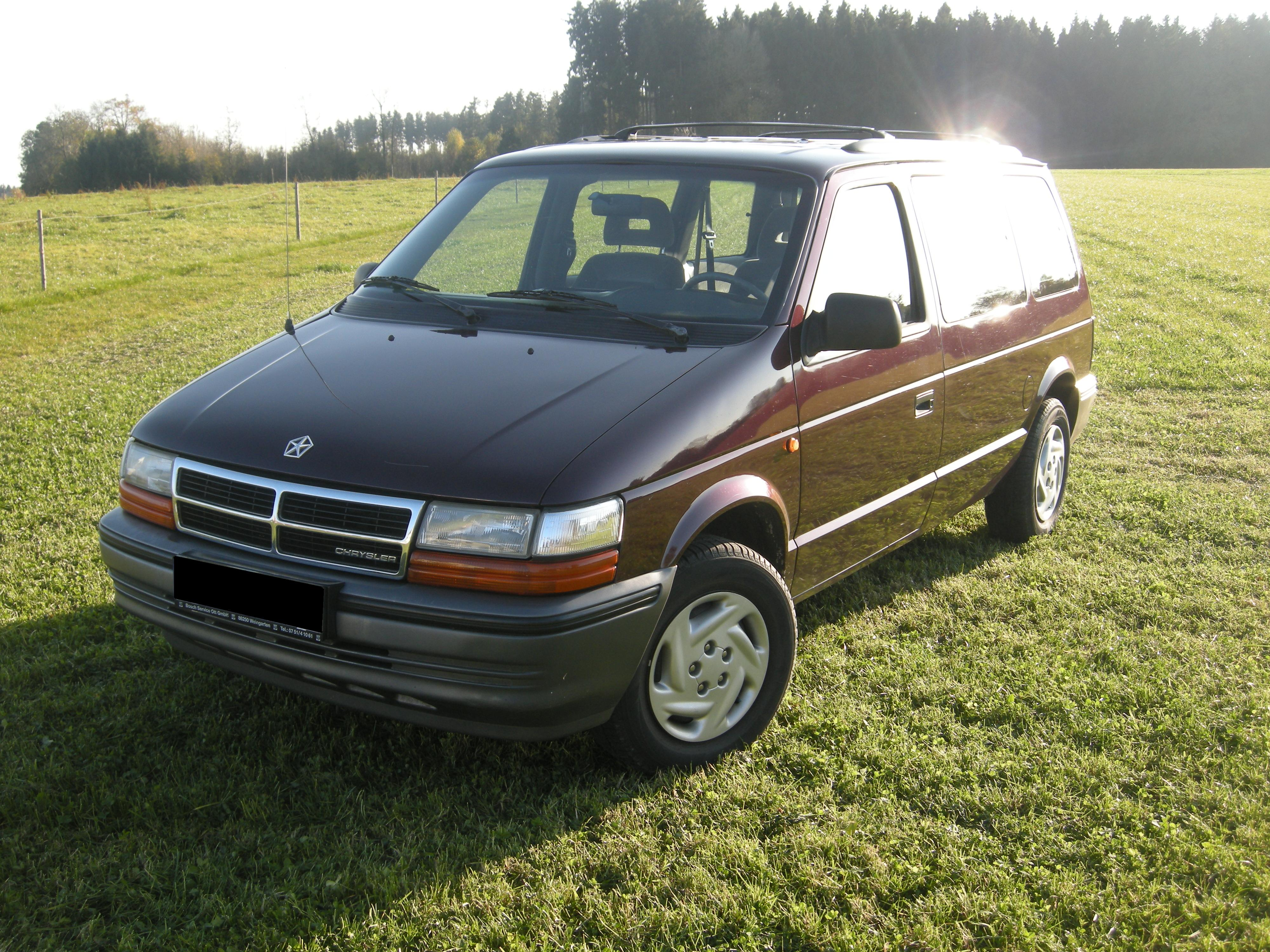 chrysler voyager 2003 owners manual