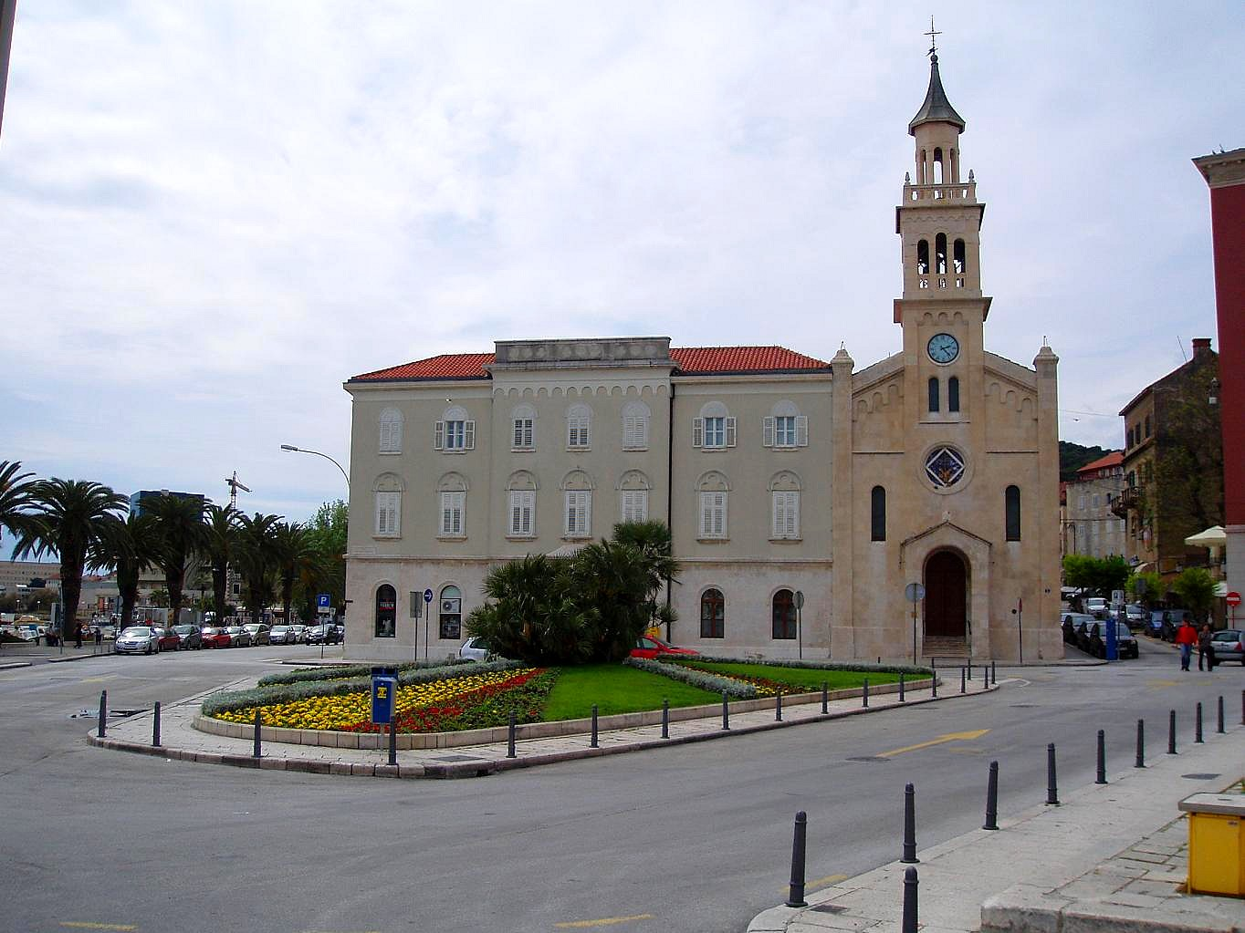 File Church  Split  Croatia Jpg