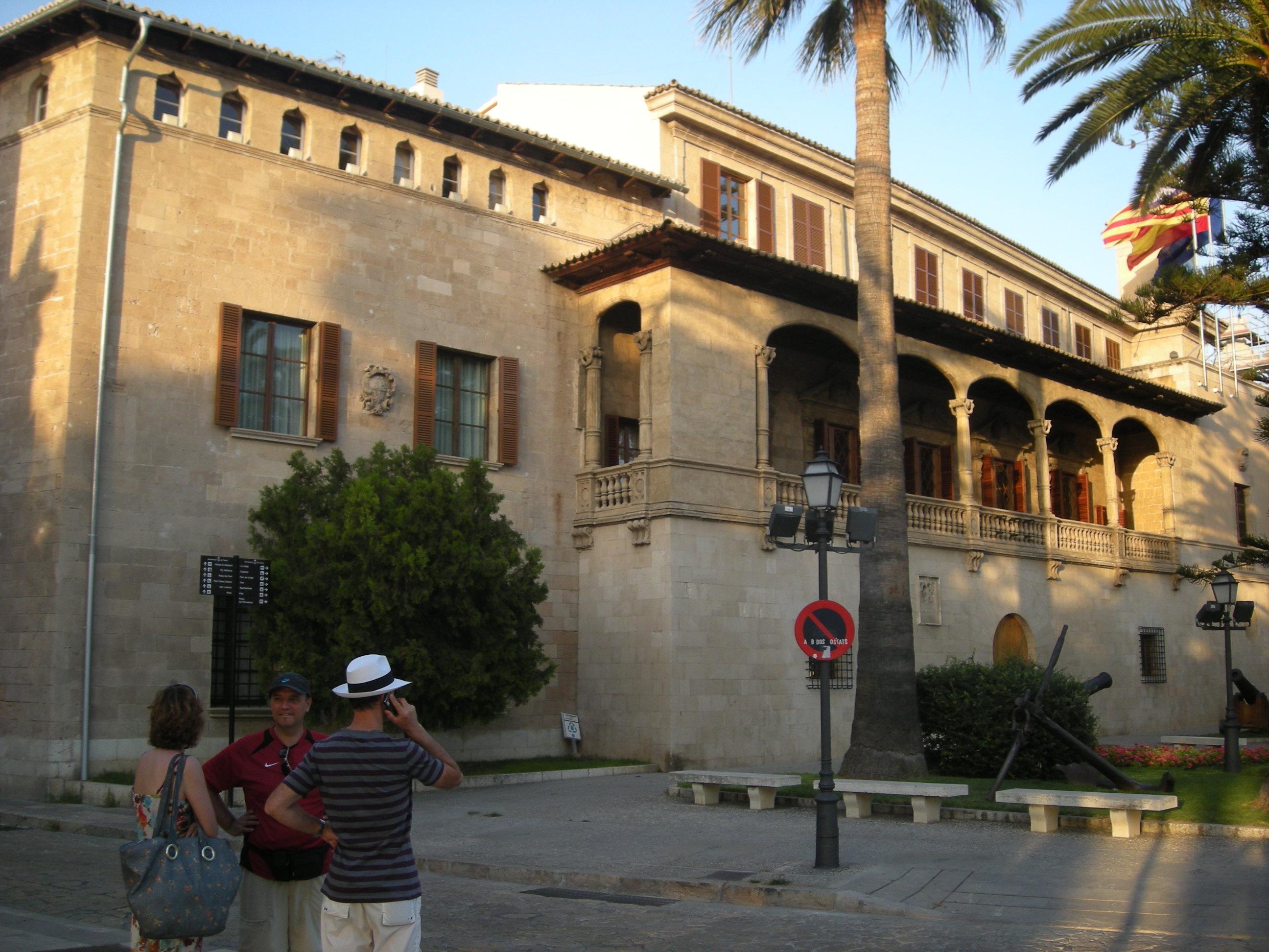 Consulado del Mar (Mallorca) - Wikipedia, la enciclopedia libre