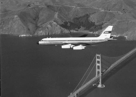 Convair_990-2_-_NASA