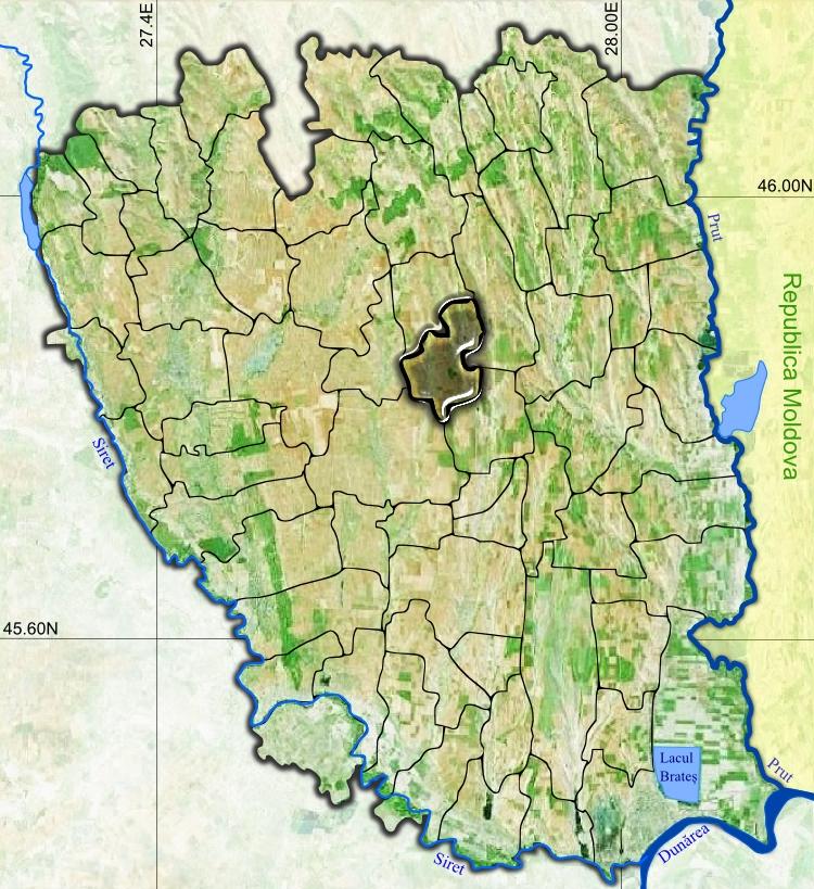 Comuna Corni Galați Wikipedia