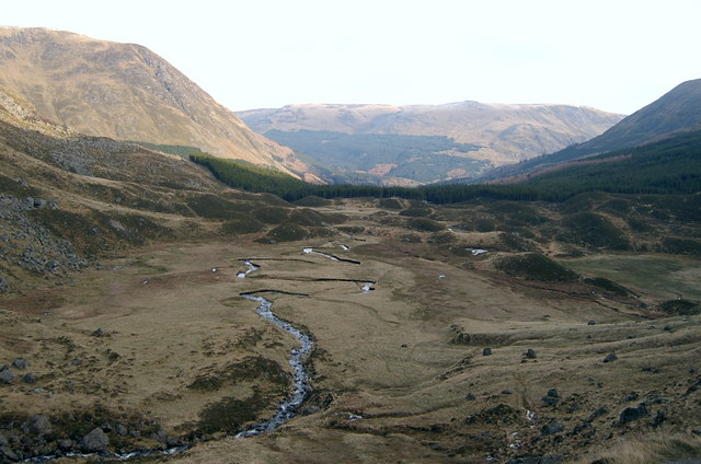 Corrie Fee - geograph.org.uk - 163725