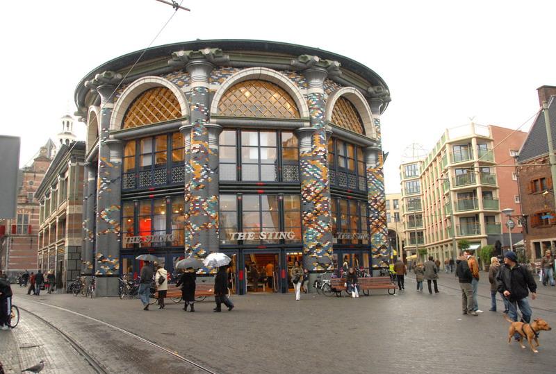 The sting winkel wikipedia for Reiswinkel den haag