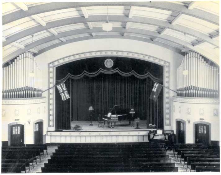 Darke Hall
