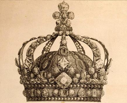 Billedresultat for crown louis xv