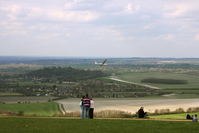 Dunstable Downs. - geograph.org.uk - 1238996