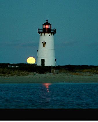 File:Edgartown Harbor Light with rising full moon.jpg