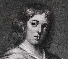 Harcourt: Edward Kynaston played female roles in the 1660s. Edward Kynaston.png