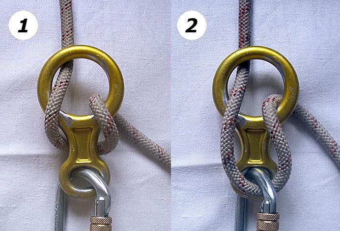 Kletterausrüstung Wikipedia : Kletterausrüstung umlenkrolle seil stockfoto colourbox