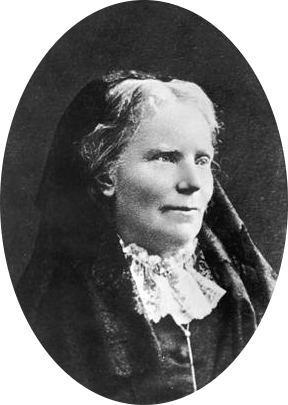 Elizabeth Blackwell, the first female physician to receive a medical degree in the United States. Elizabeth Blackwell.jpg