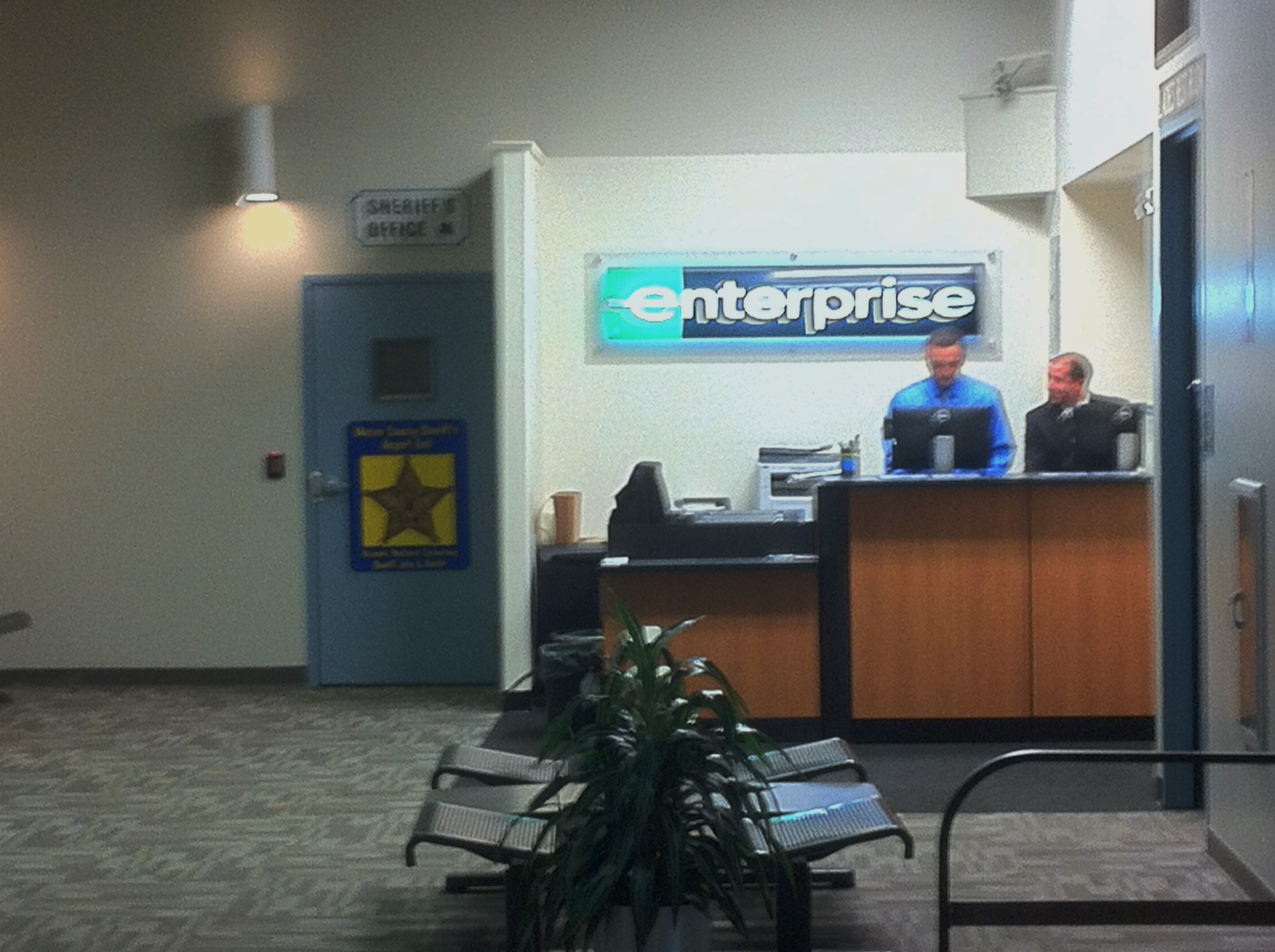 Enterprise Car Rental Newark Airport