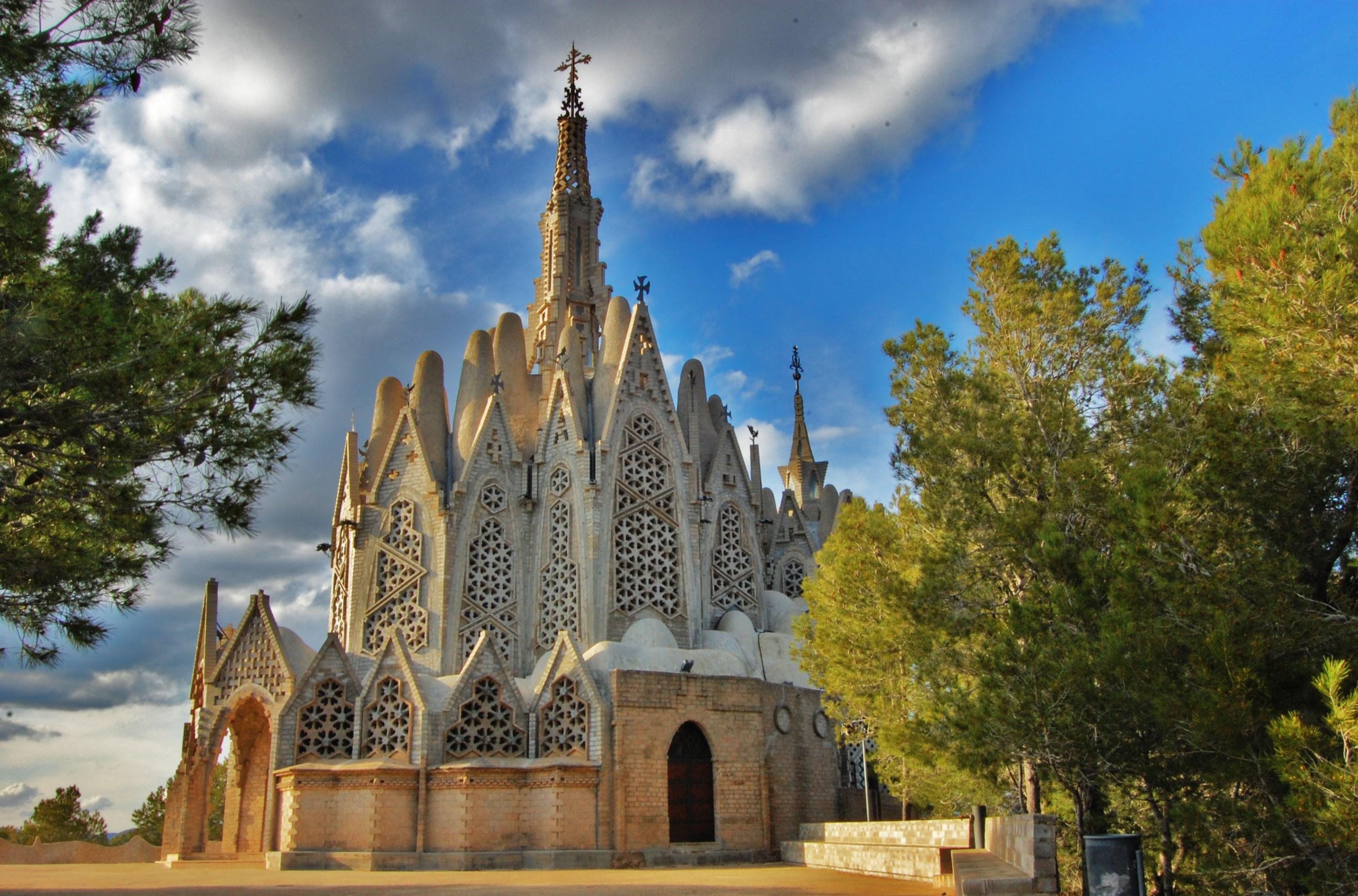 Fitxer:Ermita de la Mare de Déu de Montserrat (Montferri) - 1.jpg -  Viquipèdia, l'enciclopèdia lliure