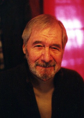 Ed McBain in March 2001