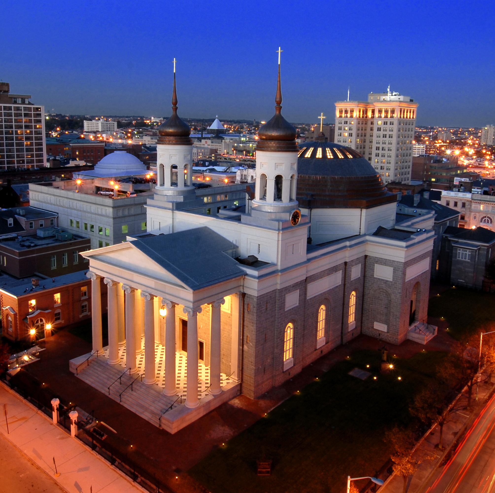 Restoring the Light in Baltimore's Basilica