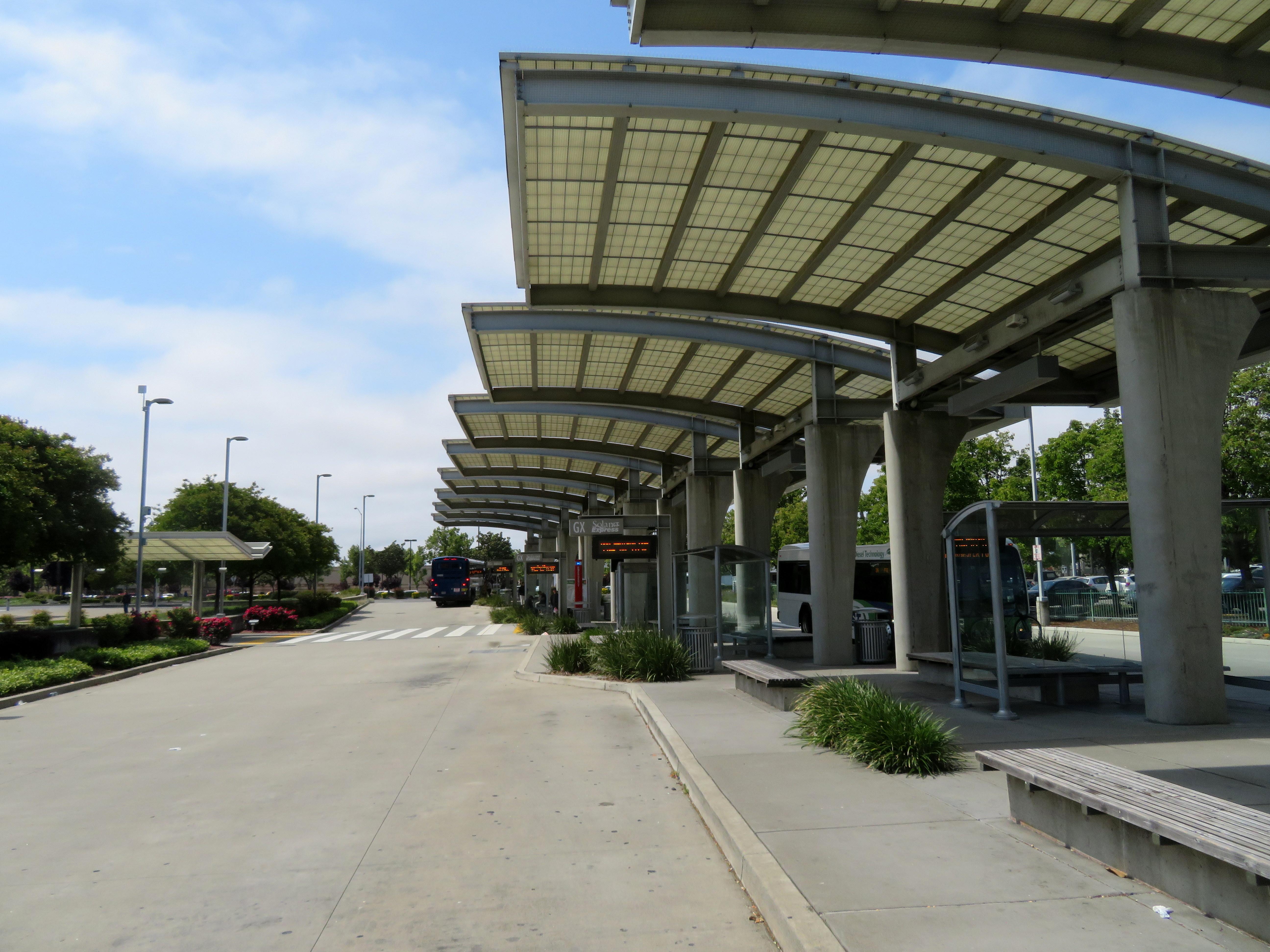 Fairfield Transportation Center - Wikipedia