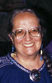 Datei:Felicitas Goodman and student, ca. 1988 (cropped).jpg