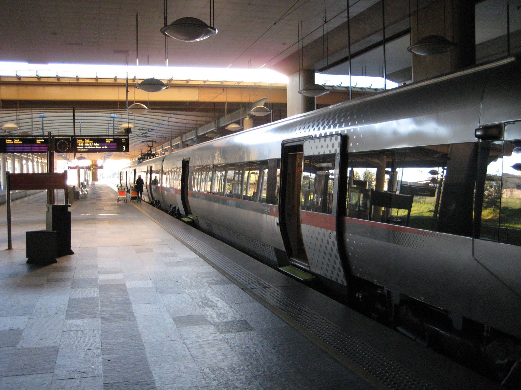 Oslo Airport: Wikivoyage