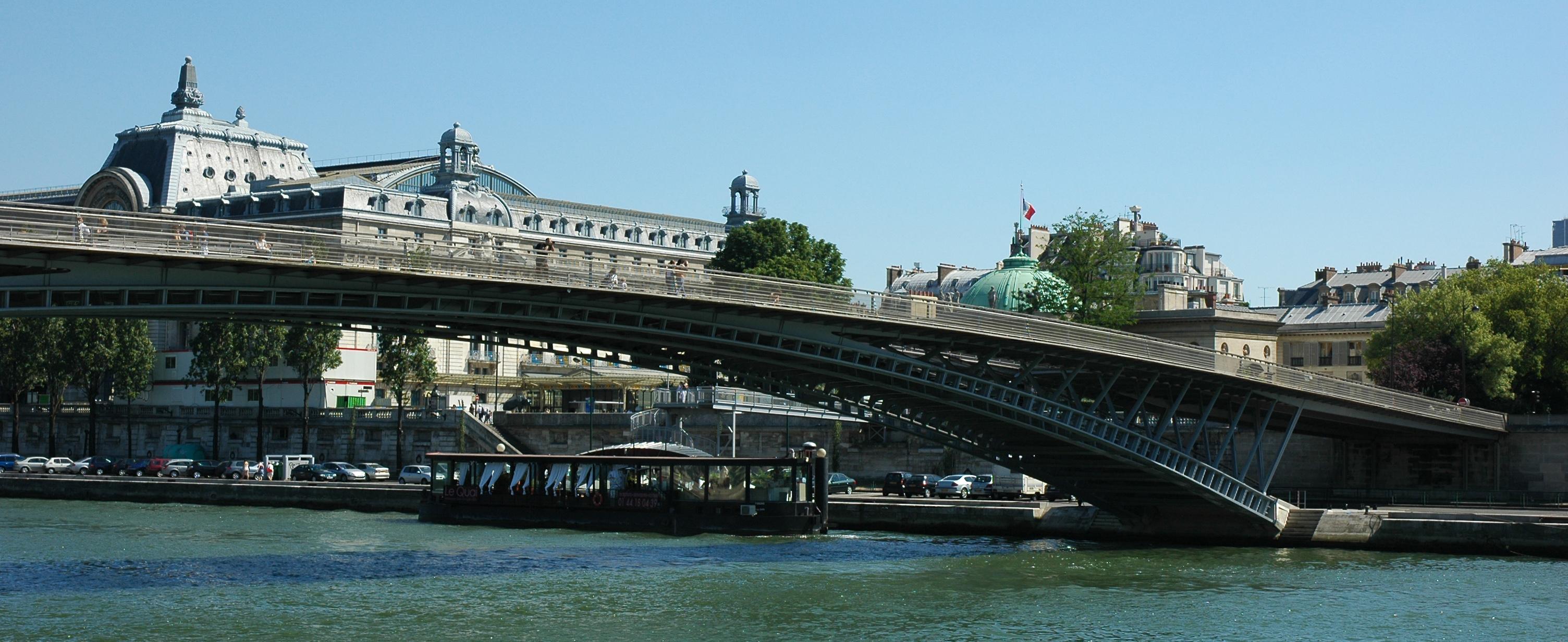 File:France Paris Passerelle Solferino 01.JPG - Wikimedia ...