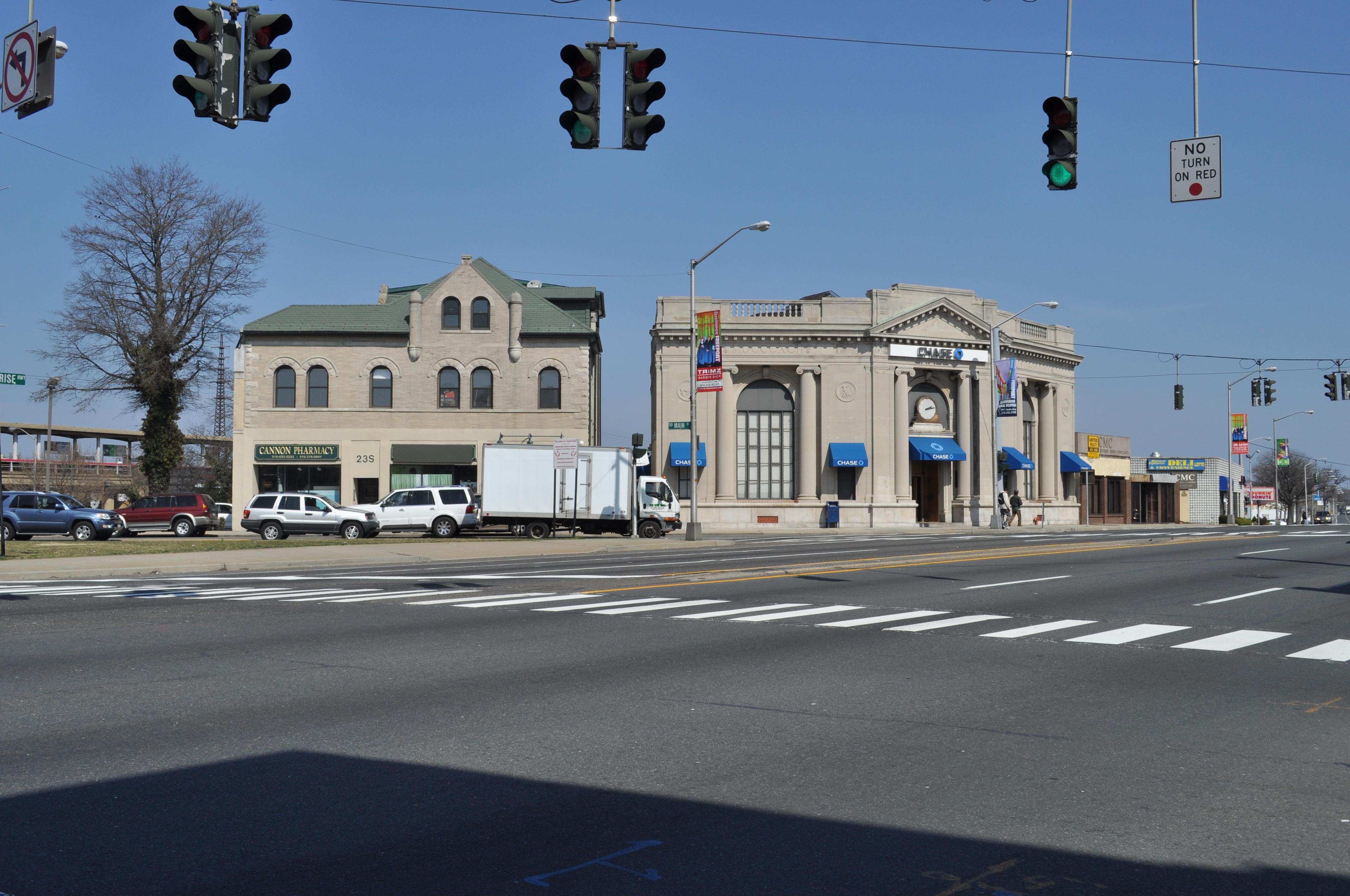 File:Freeport, NY - S Main at Sunrise Highway 01 jpg - Wikimedia Commons