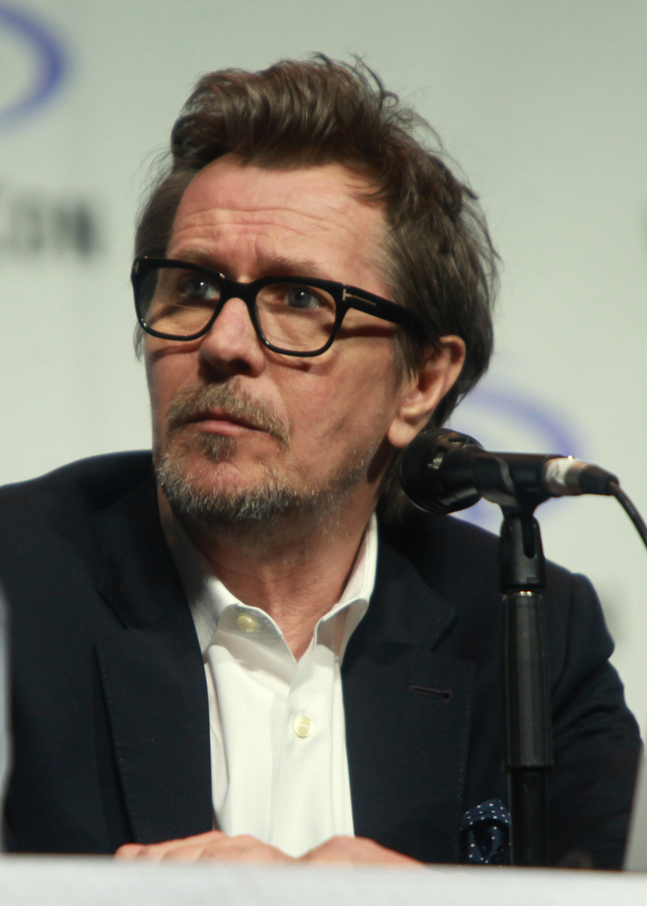 The 61-year old son of father Leonard Bertram Oldman and mother Kathleen Oldman Gary Oldman in 2019 photo. Gary Oldman earned a  million dollar salary - leaving the net worth at 40 million in 2019