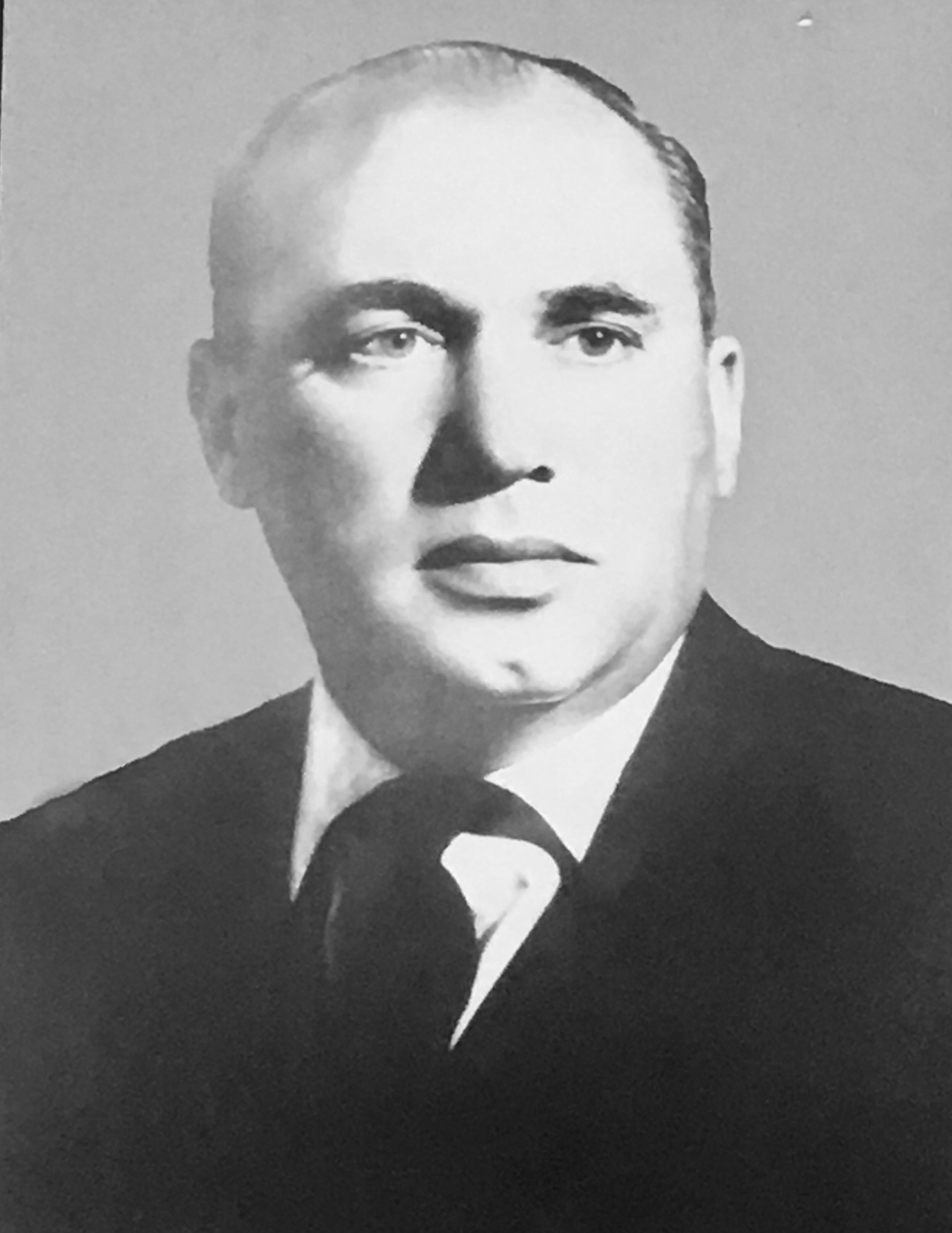 Depiction of Alberto Domingo Montoya