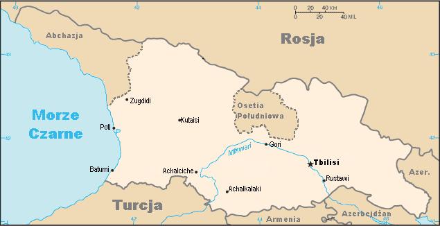 Environmental Issues In Georgia Wikipedia