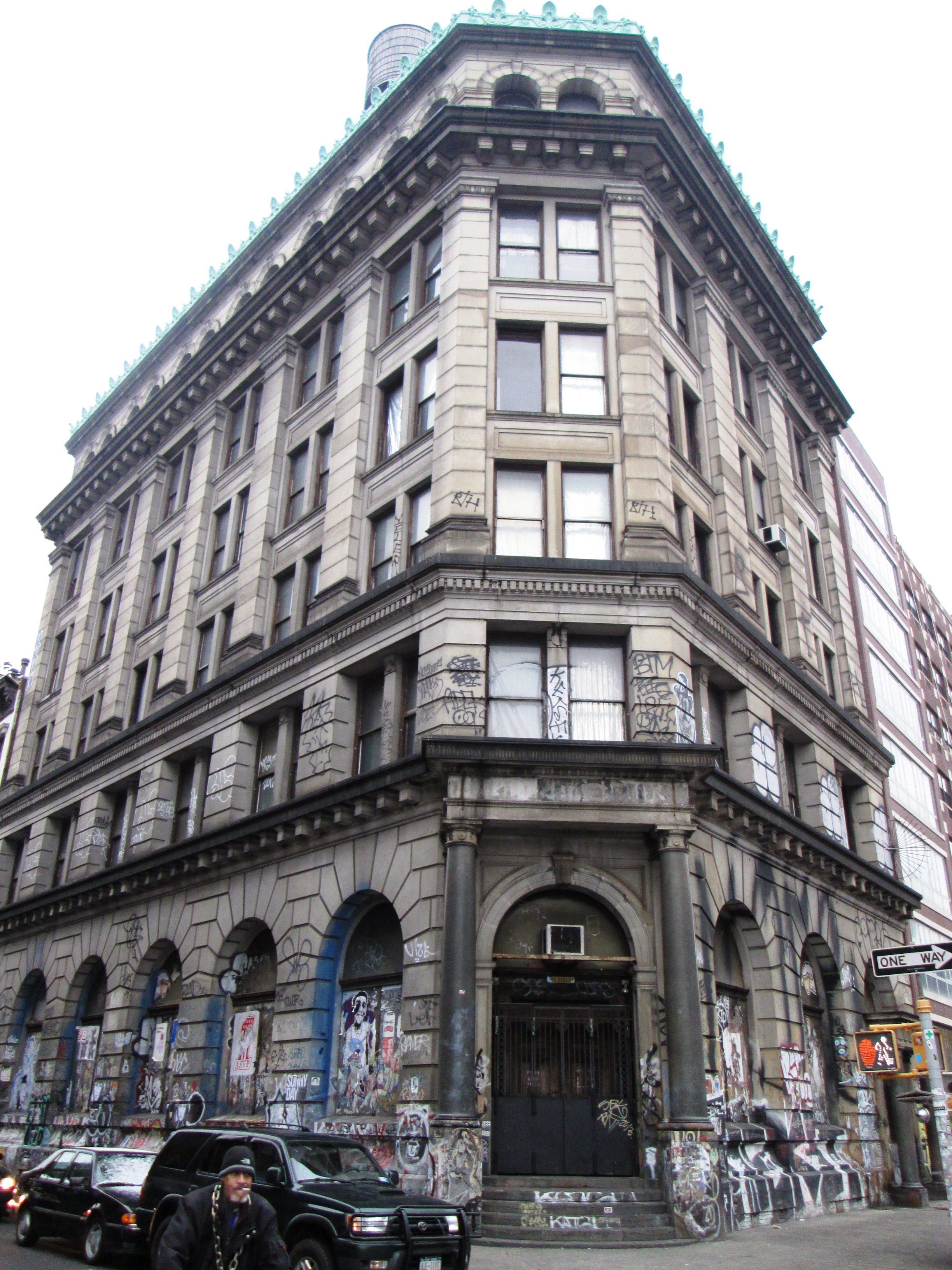 Germania Bank Building