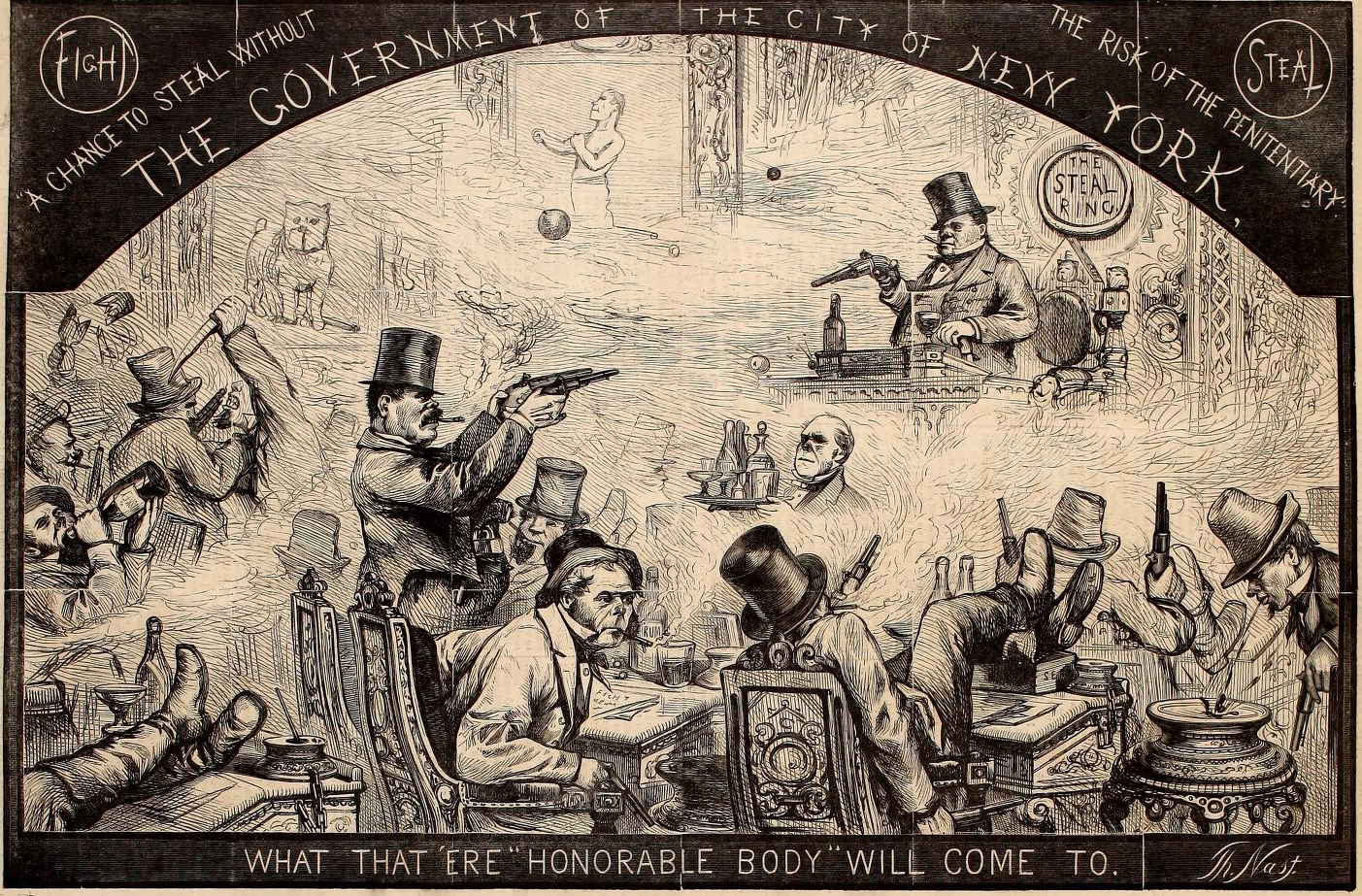 File:Government of the City of New York - 1867 Cartoon.png