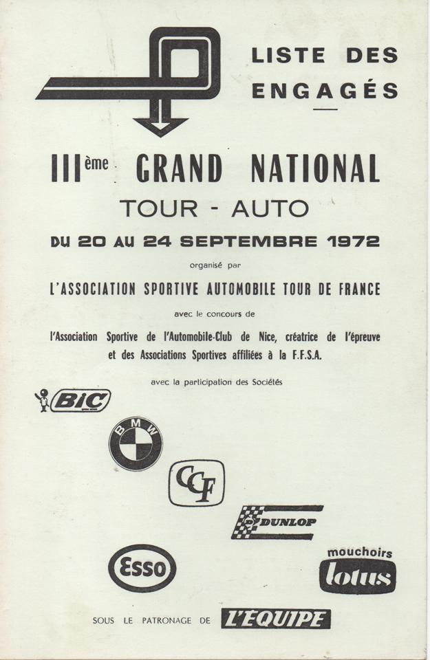 Grand National Tour Auto Wikiwand
