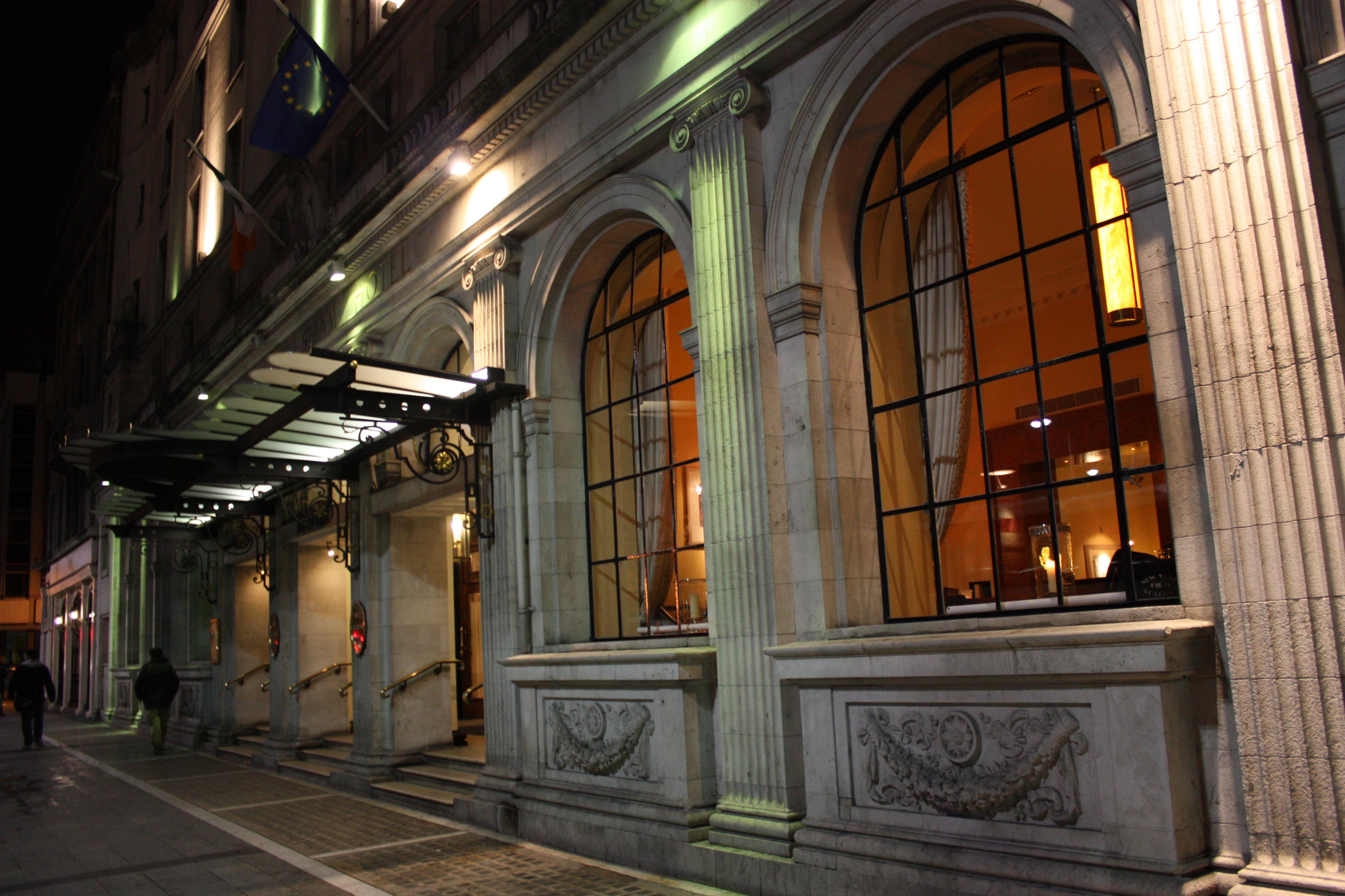 Gresham Hotel Dublin Rooms