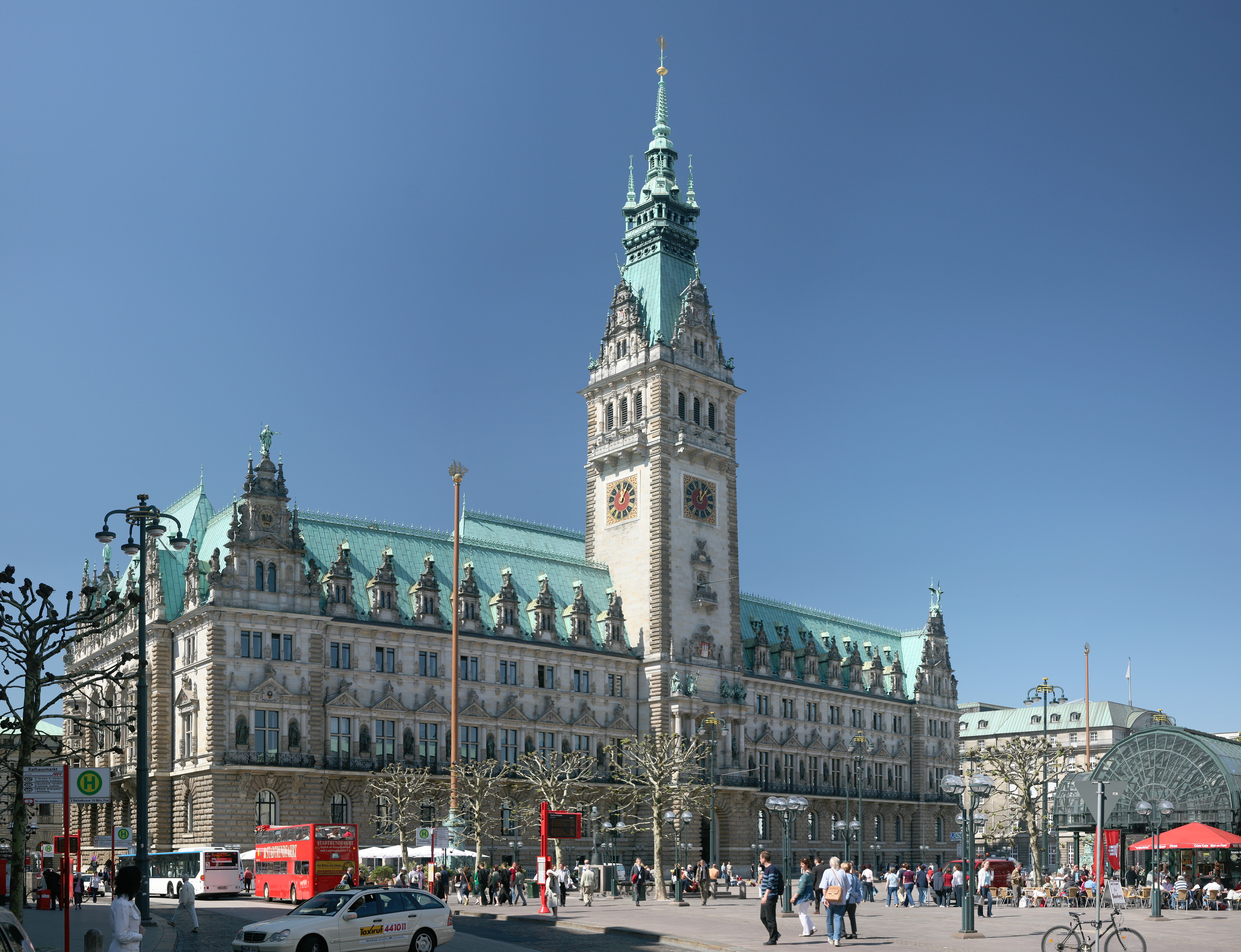 Hamburger Rathaus Wikipedia