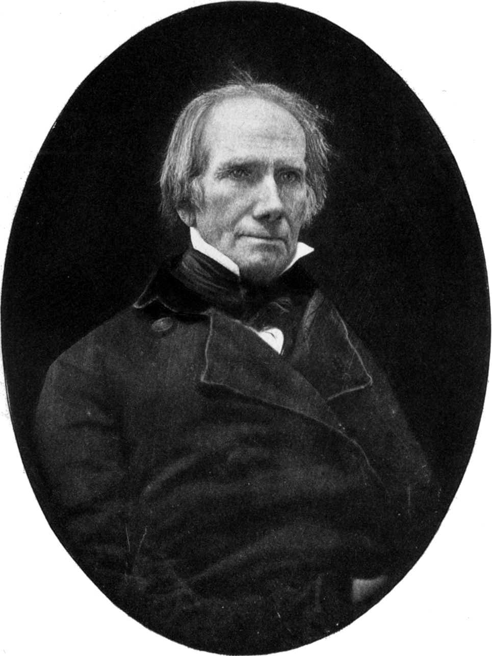 henry clay Best answer: henry clay (april 12, 1777 – june 29, 1852) was a leading american statesman and orator who represented kentucky in both the house of representatives and senate.