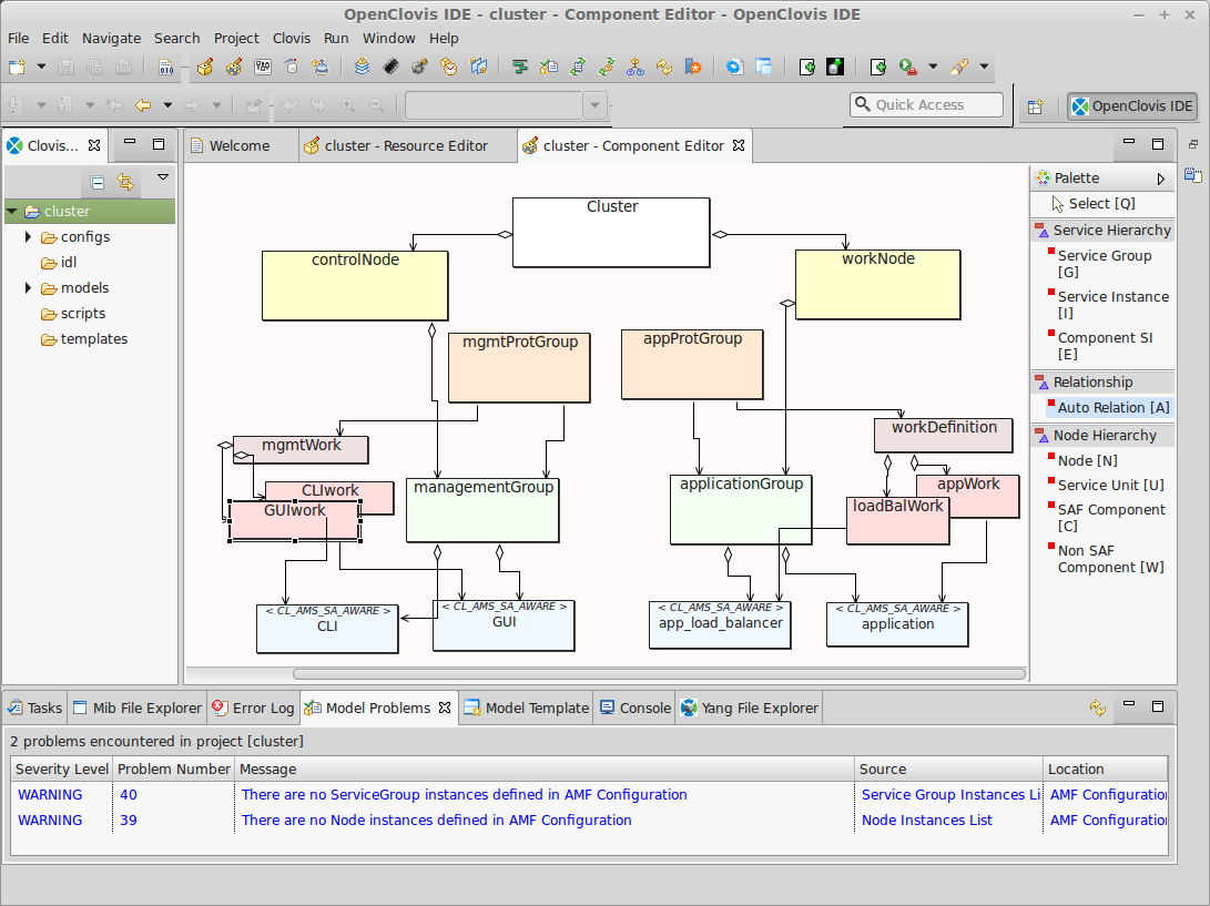 Architecture diagram editor periodic diagrams science for Architektur software
