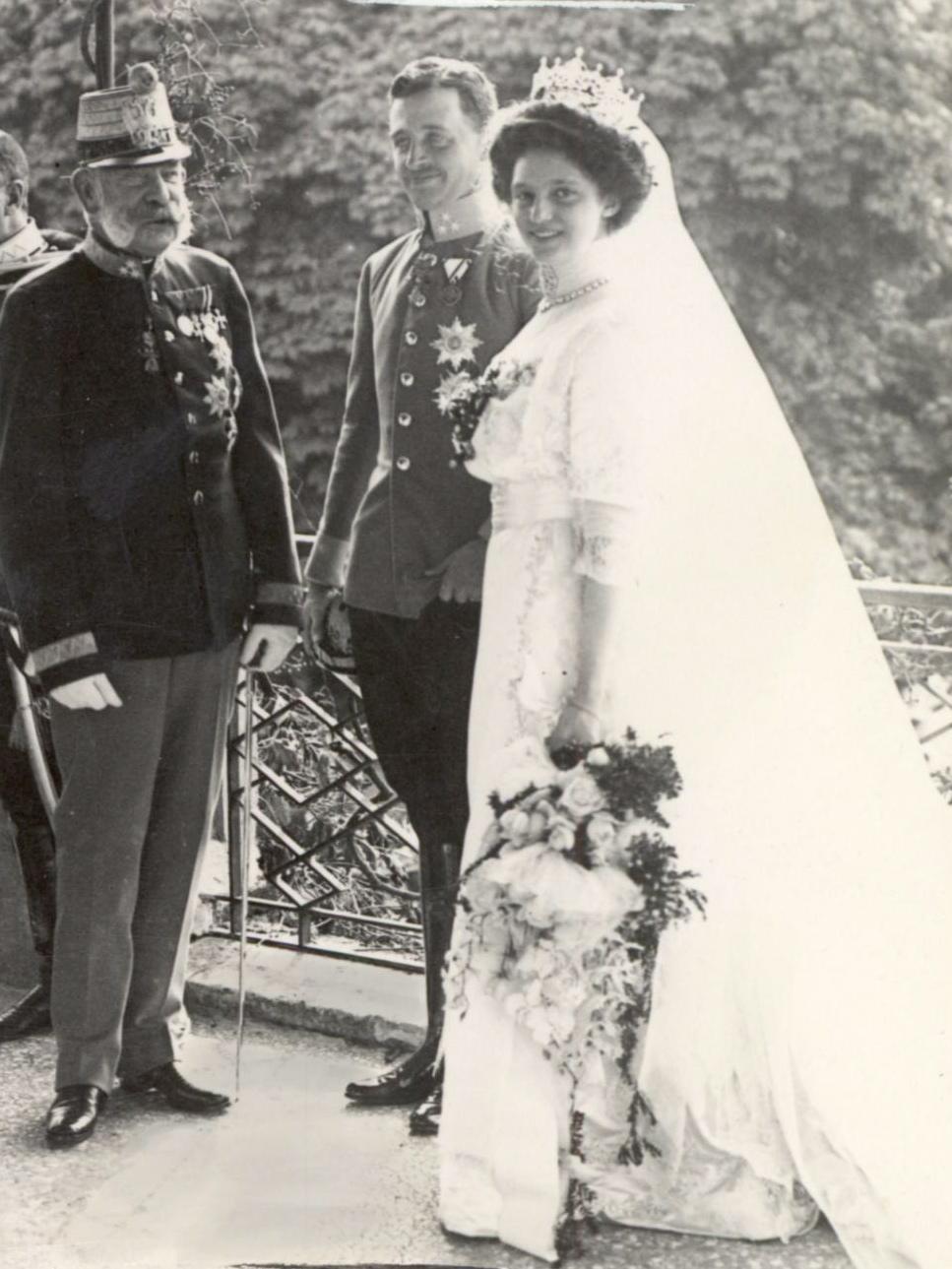 Charles et Zita : un couple de légende