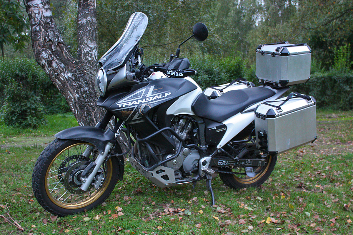 honda xl 700v transalp tuning. Black Bedroom Furniture Sets. Home Design Ideas