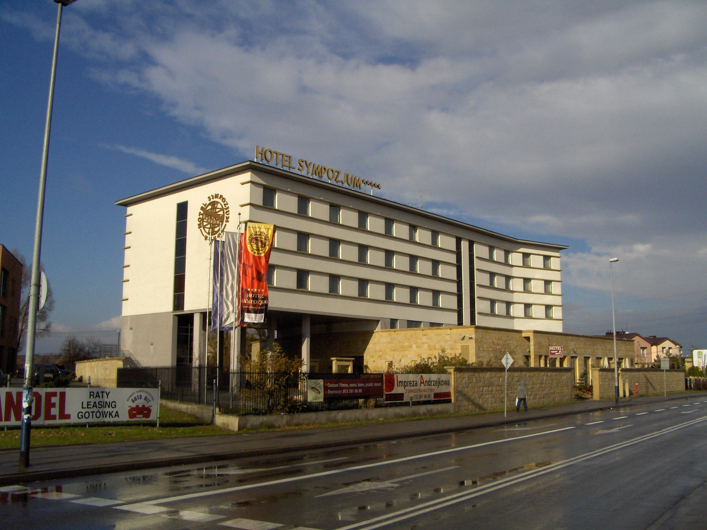 Hotel Sympozjum And Spa In Krakow