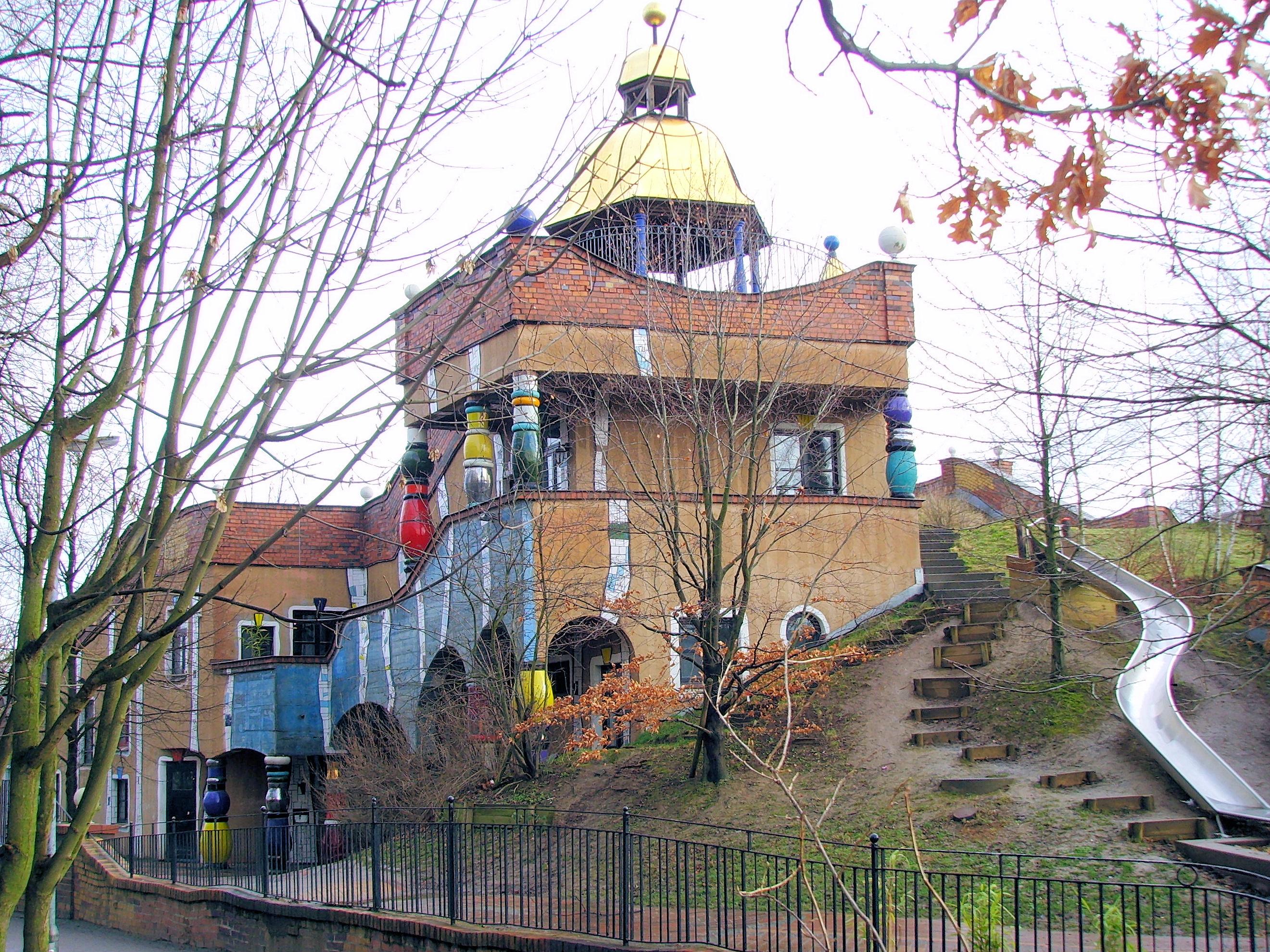 Hundertwasser Kindergarten