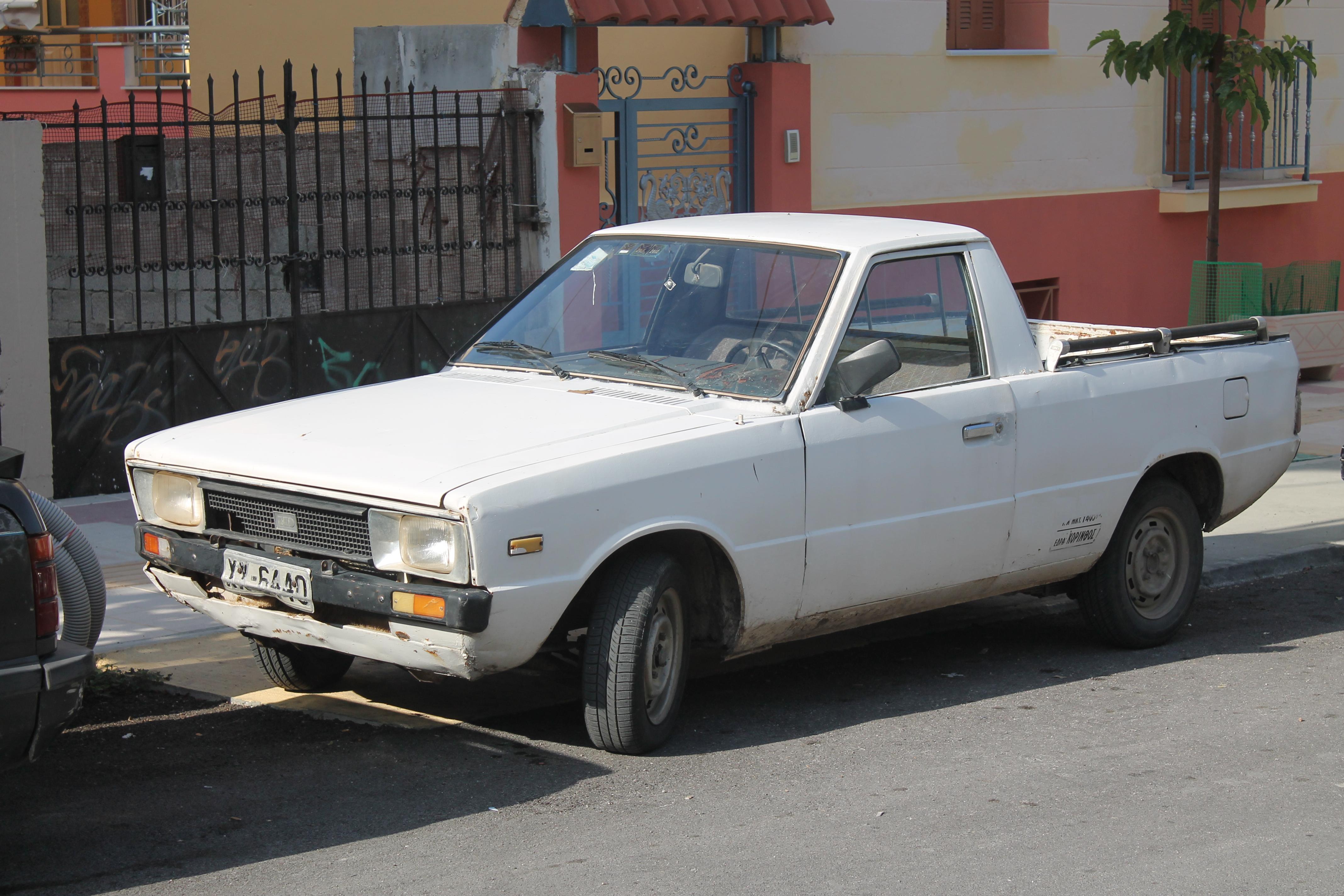 file hyundai pony pick up truck 15532708451 jpg wikimedia commons. Black Bedroom Furniture Sets. Home Design Ideas