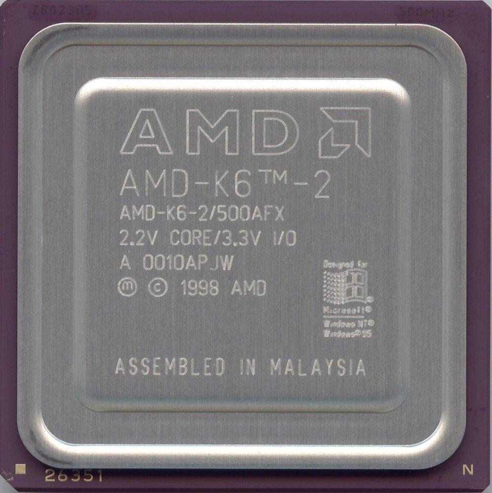 File:Ic-photo-AMD--AMD-K6-2 500AFX-(K6-CPU).jpg - Wikimedia Commons