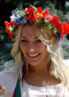 Inna Shevchenko Ukrainian feminist