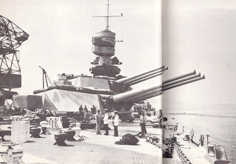 Italian battleship Roma (1940) | Military Wiki