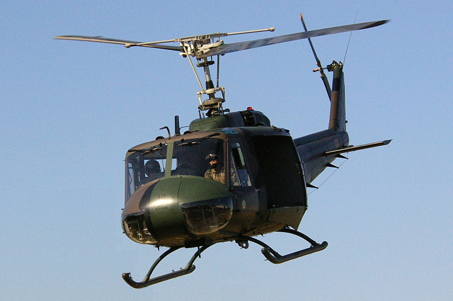 american helicopter gunship - photo #12