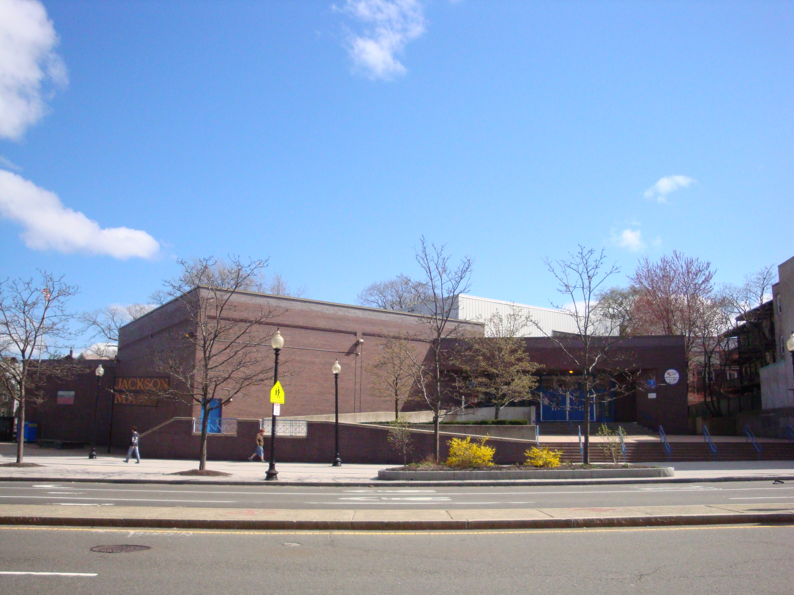 BCYF JACKSON/MANN COMMUNITY CENTER